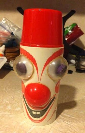 clown cup