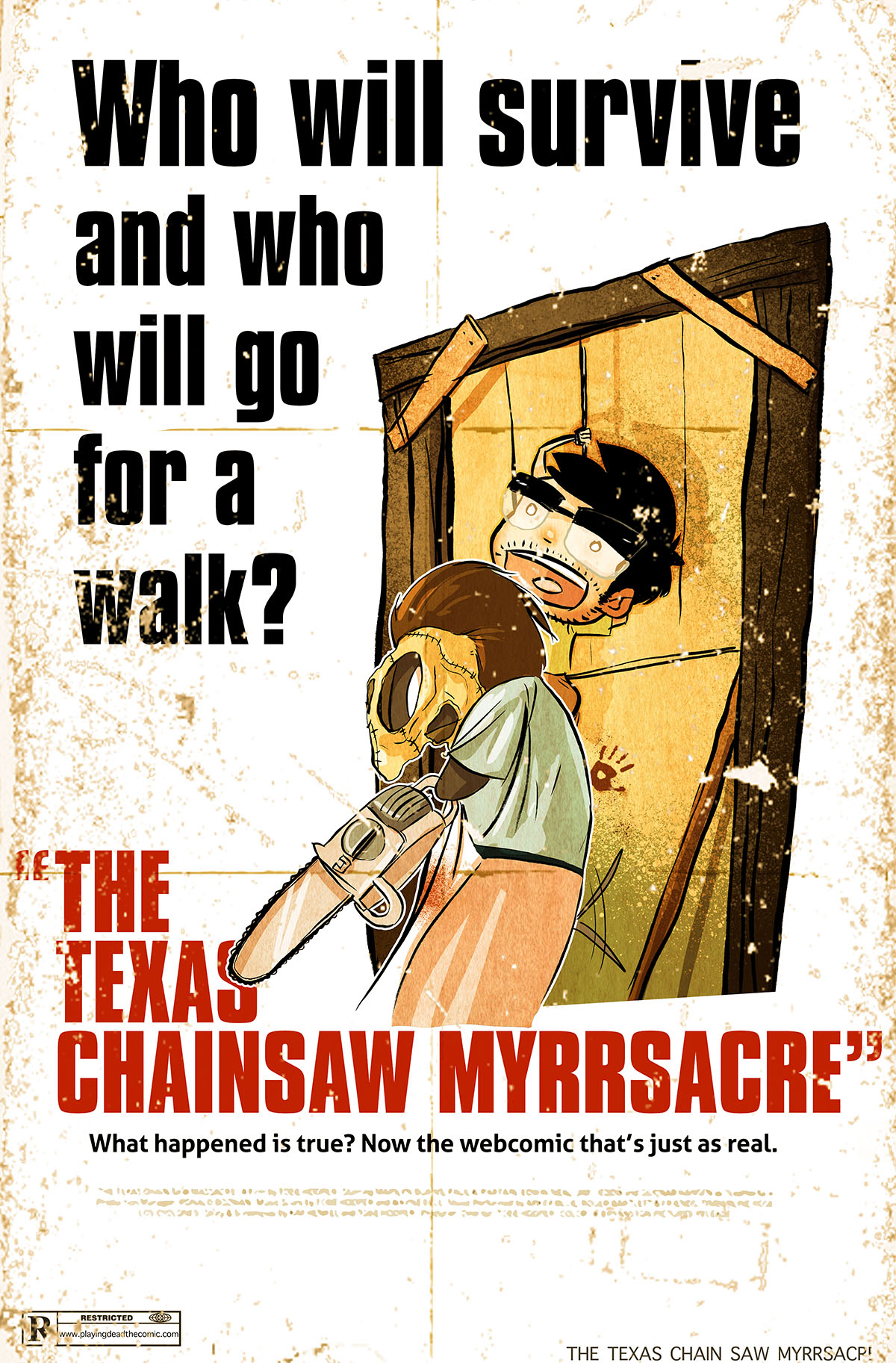 Texas Chainsaw Myrrsacre