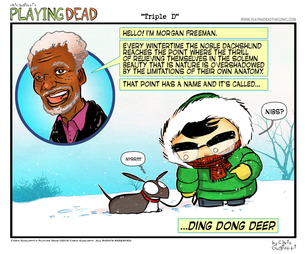 cold – Playing Dead
